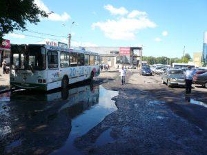 Активисты ОНФ проверили смоленские дороги