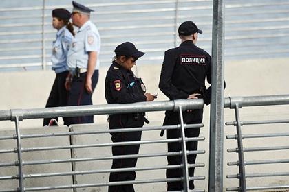 Водитель ВАЗ избил московского полицейского на Porsсhe