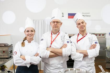Определен лучший шеф-повар России