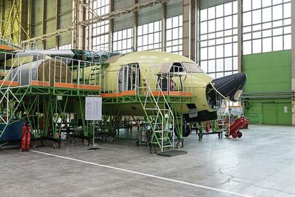 «Ростех» опроверг информацию о прекращении производства Ан-148
