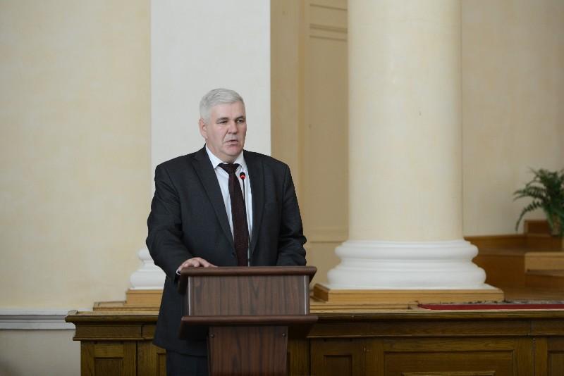 У Смоленского «Научно-промышленного союза» сменился президент