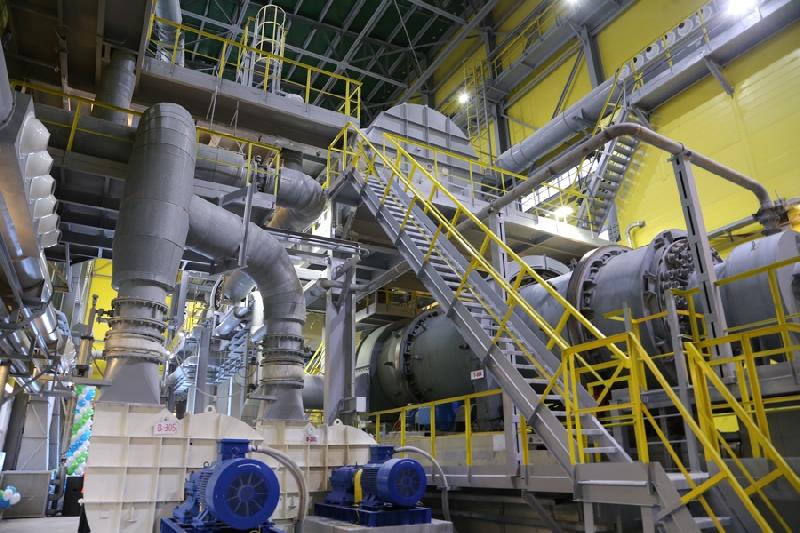 В Смоленской области построят завод фосфорных удобрений