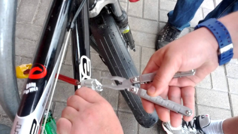 Смолянин, освободившийся из колонии в начале года, попался на серии краж велосипедов