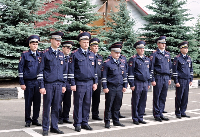 В Смоленской области выбрали лучшего сотрудника ДПС