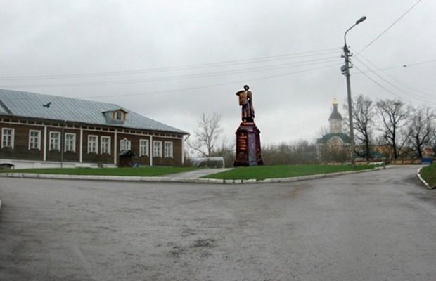 Памятник Владимиру Мономаху в Смоленске установят к летнему визиту Патриарха Кирилла