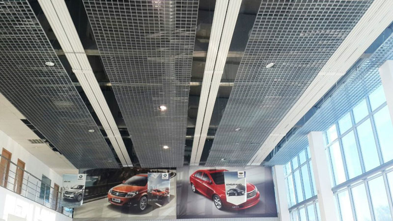 Широкий выбор качественных потолочных систем по доступной цене