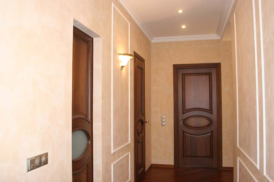 Высокопрофессиональная установка внутренних дверных блоков