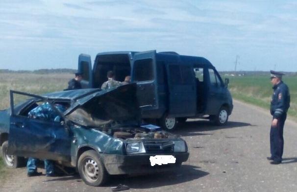 В Смоленской области по вине пьяного водителя погибли женщина и ребенок