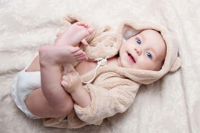 В Смоленске назвали самые популярные имена для новорожденных в мае
