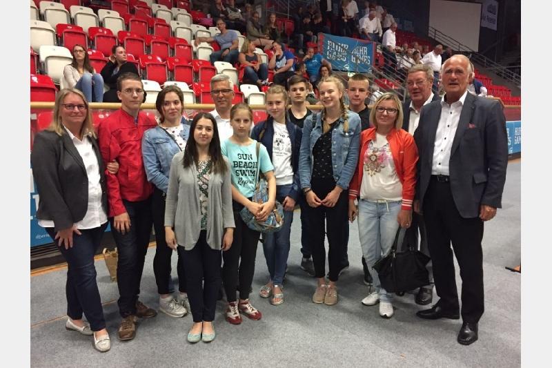 Смоленские спортсмены вернулись из Германии с победой