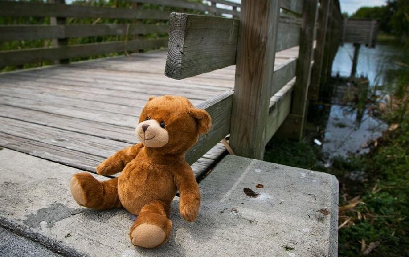 19-летний смолянин не смог выиграть плюшевого медведя и украл его