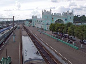 Очевидец: «Вокзал в Смоленске оцепили из-за забытой сумки»