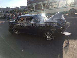 В МЧС опровергли информацию о пьяном сотруднике, совершившем ДТП в Десногорске