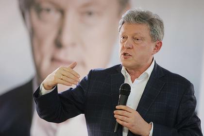 Явлинский объявил сбор подписей за выход России из военных конфликтов