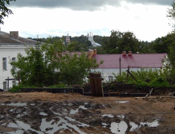 Сенсационные археологические находки в Вязьме зальют бетоном