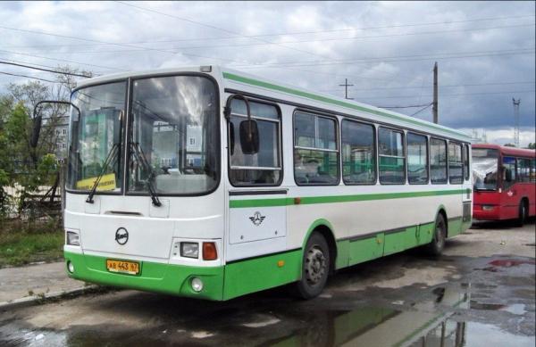 В Смоленске изменится расписание двух автобусных маршрутов