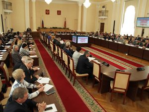 Бюджет Смоленской области: дефицит сократился