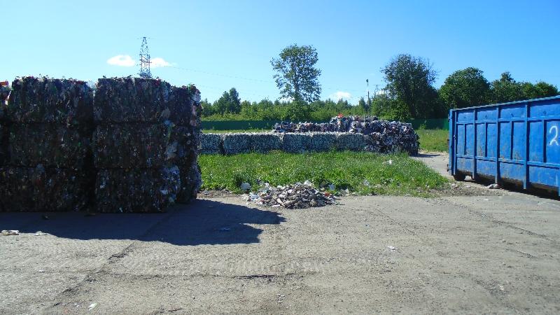 Активисты ОНФ проверили организацию работы мусоросортировочного завода под Смоленском