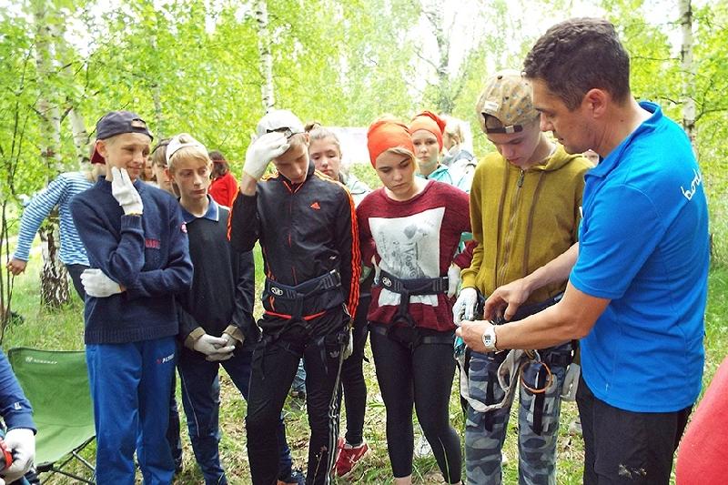 В Смоленске прошел слет юных туристов-краеведов