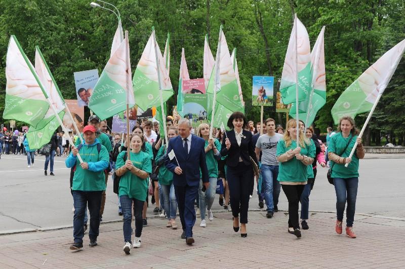 В Смоленске прошел «Марш за жизнь»