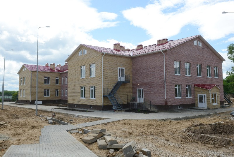 1 сентября в Вязьме откроется детский сад