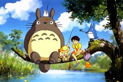В Японии построят парк развлечений по мотивам мультфильмов Миядзаки