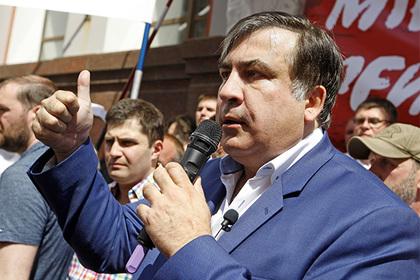 Саакашвили заявил о намерении поменять власть в Киеве