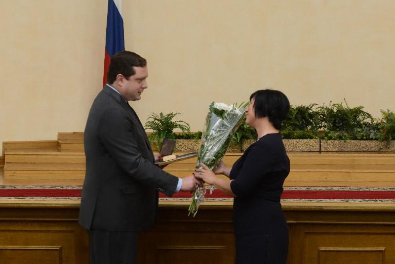В Смоленской области определили лучших уполномоченных по охране труда