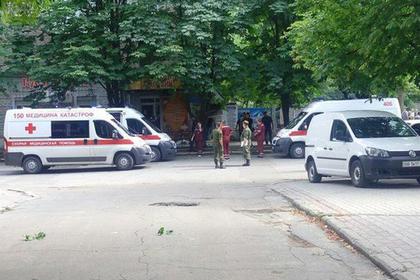 В центре Луганска прогремел второй взрыв