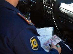 Смолянин оплатил более двух десятков штрафов ГИБДД только после запрета на управление авто