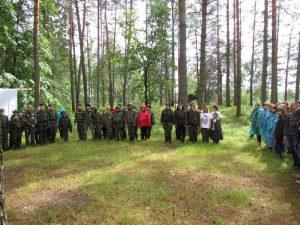 В Смоленской области пройдут военно-патриотические сборы молодежи