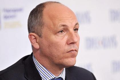 Парубий помечтал о «неожиданно быстром» вхождении Украины в НАТО