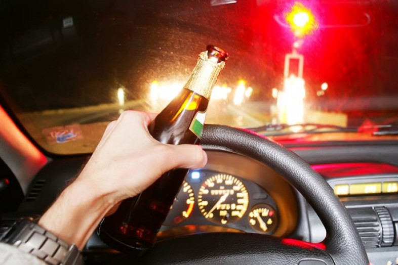 В выходные в Смоленской области задержали более 30 пьяных водителей