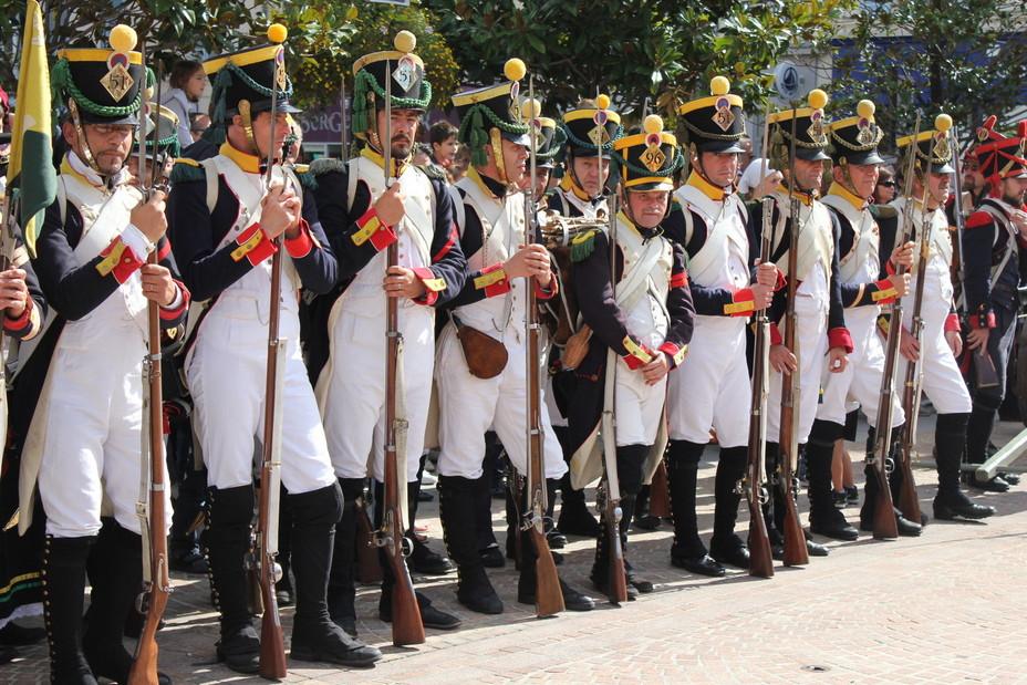 Солдаты армии Наполеона проведут для туристов экскурсию по Смоленску