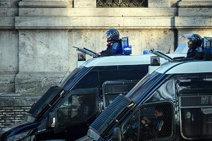Итальянские спецслужбы провели масштабную облаву на членов мафии