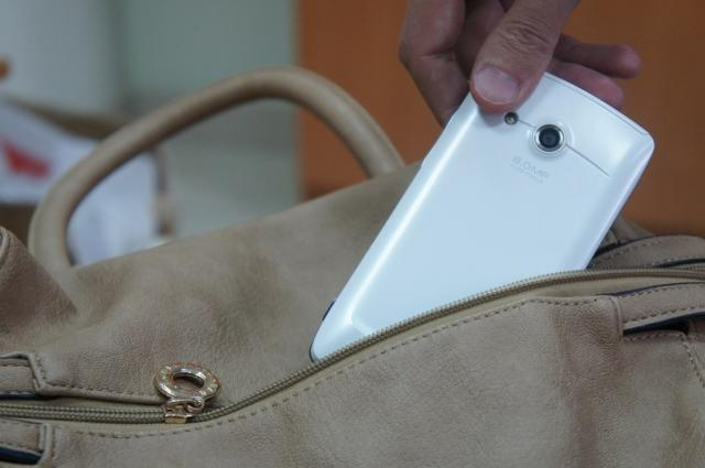 Полицейские задержали смолянина, укравшего телефон у 13-летней девочки