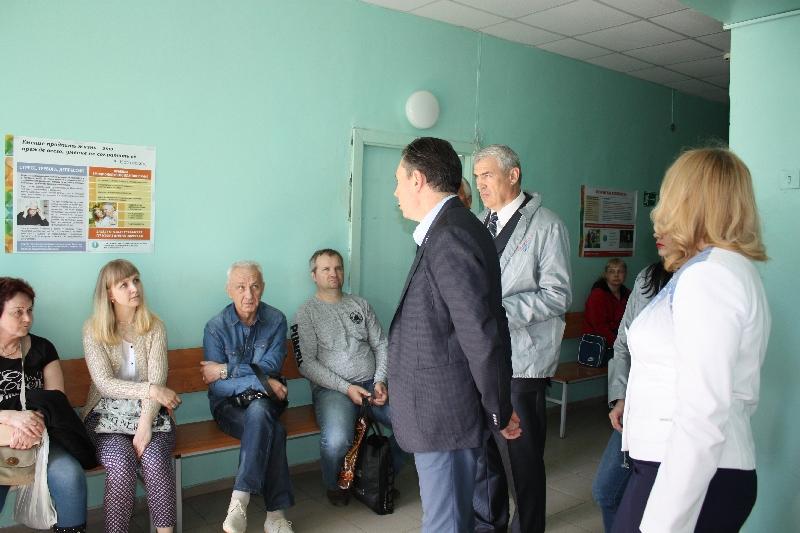 Смоляне пожаловались в ОНФ на обслуживание в поликлиниках