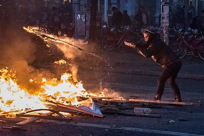 Немецкий политик предложила расстрелять участников погромов на саммите G20