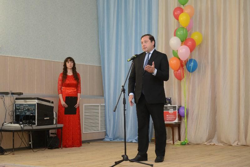 Алексей Островский поздравил коллектив газеты «Край Дорогобужский» со 100-летием издания