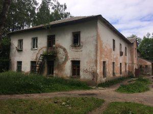 В Смоленске решили проводить капитальный ремонт обветшалого дома: жители против