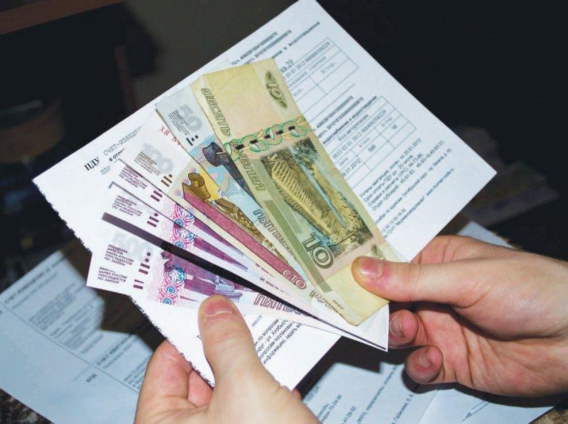 Россияне задолжали за ЖКХ 1,34 триллиона рублей