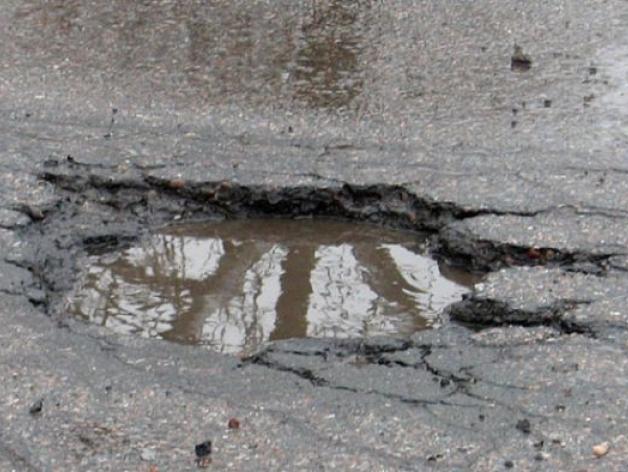 ОНФ: подрядчики не выполняют гарантийный ремонт смоленских дорог