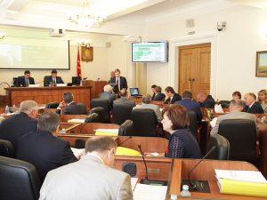 Позитивные цифры бюджета Смоленской области