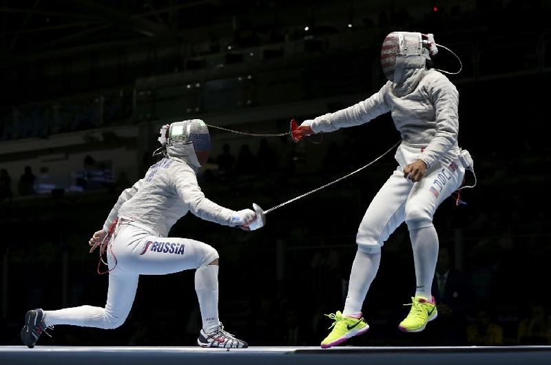 Смоленск станет учебно-тренировочной базой для сборных России по фехтованию