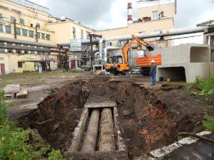«Квадра» потратит на реконструкцию сетей в Заднепровье 94 млн. рублей
