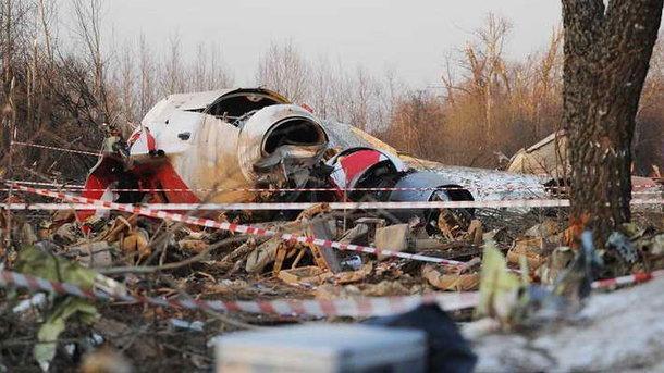Смоленская катастрофа: Польша вручила России ноту протеста