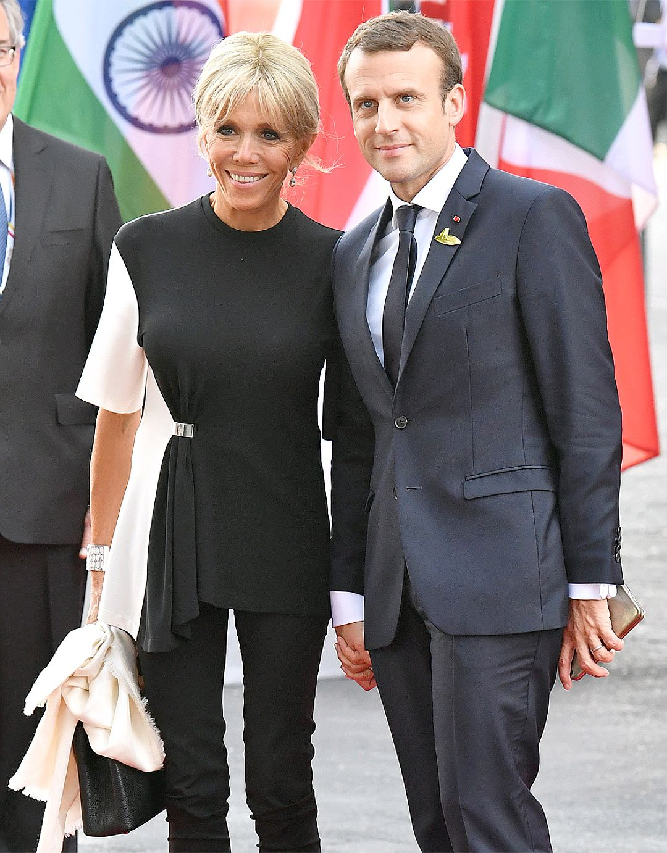 Французы не хотят платить за свою «первую леди»
