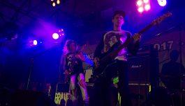 В Десногорске прошёл рок-фестиваль «Тяжёлая вода»