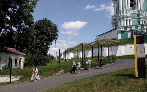 Возле собора в Смоленске будет парк
