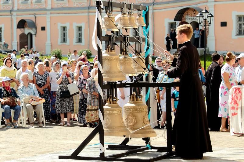 В Смоленске состоялся фестиваль колокольного звона